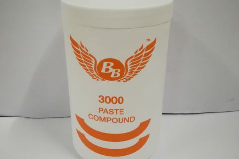 BB 3000 PASTE COMPOUND 抛光蜡 1.5 公斤